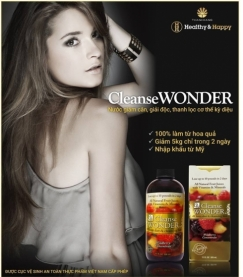 Cleanse WONDER