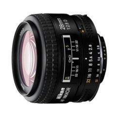 Lens AF 28mm f2.8D