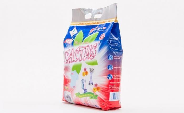 Bột giặt CACTUS