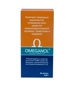 Dầu cá - Omeganol
