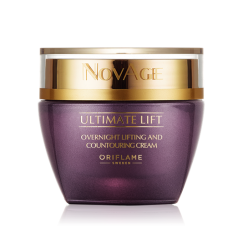 NovAge Ultimate Lift Overnight Lifting & Contouring Cream - 31541