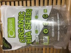 Hạt Chia Organic xách tay Úc