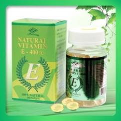Vitamin E - 400 IU