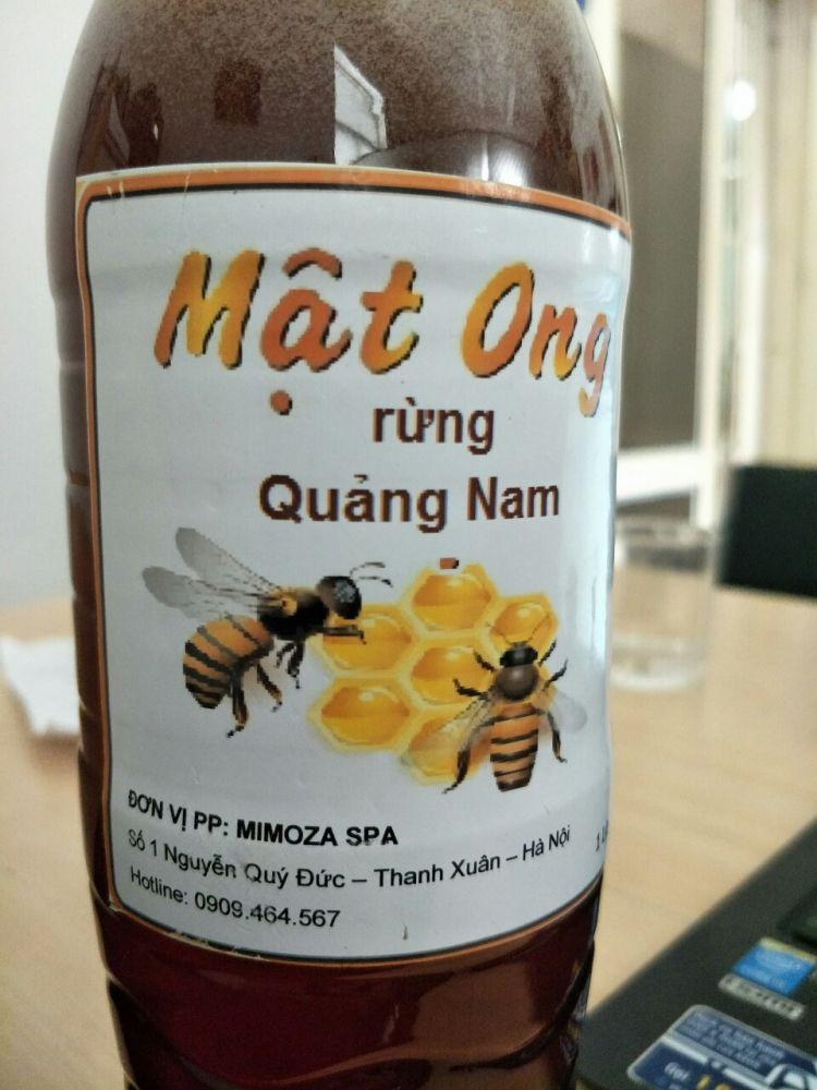 Mật Ong rừng Quảng Nam